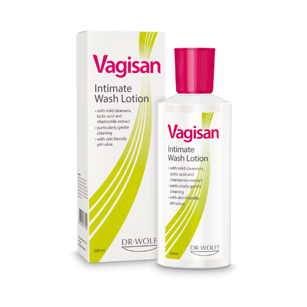Intimate Wash Lotion