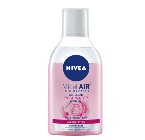 MICELLAR WATER: Micellar Rose Water with Oil - Professional Micellar Water