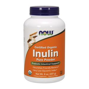 Certified Organic Inulin Pure Powder