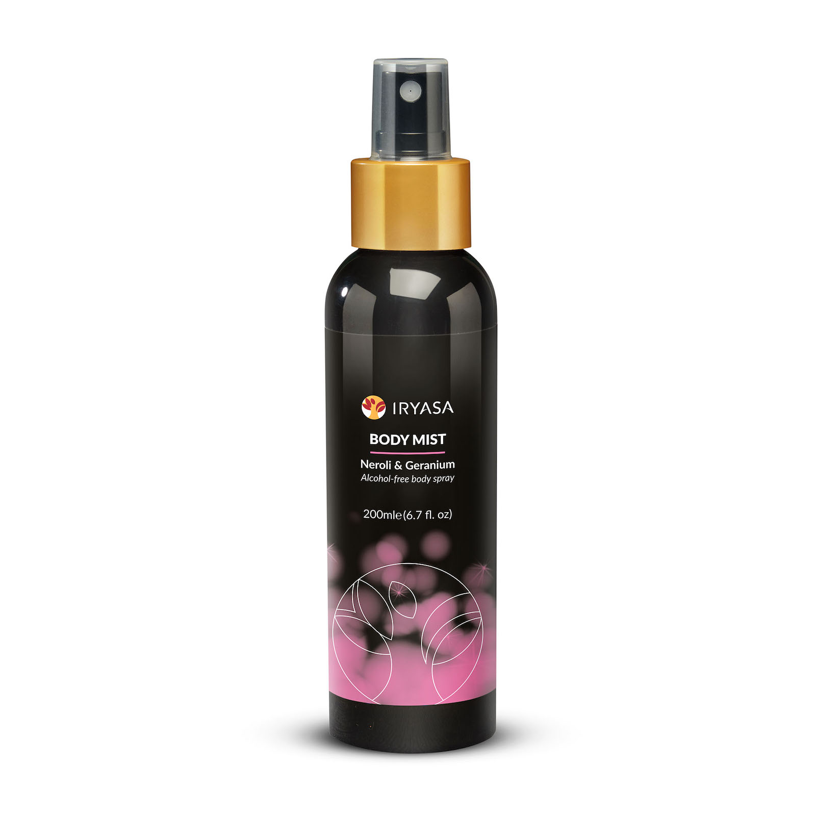 Body Mist 200 mL / Neroli & Geranium