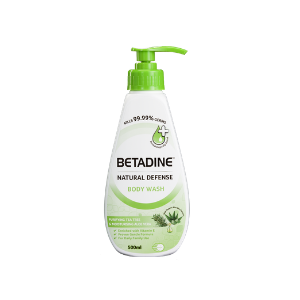 Natural Defense Bodywash Tea Tree