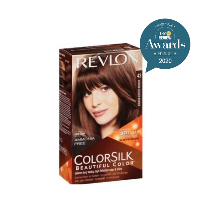 COLORSILK HAIR COLOUR MEDIUM GOLDEN BROWN