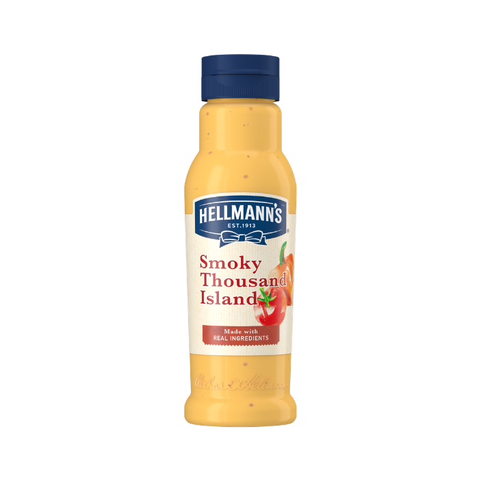 Hellmann's Smoky Thousand Island