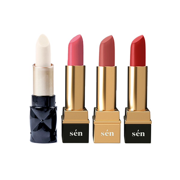 Sénsation Lipsticks & Lipbalm