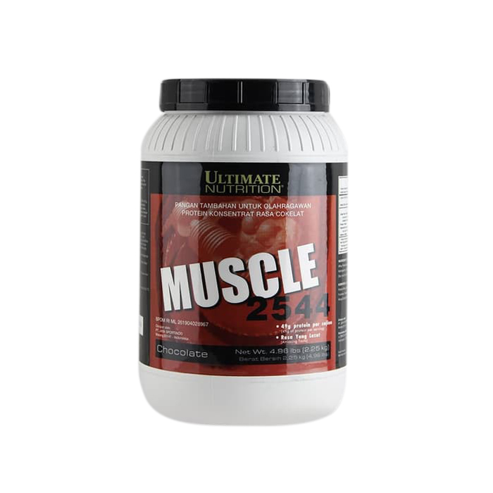Muscle Juice (Chocolate)