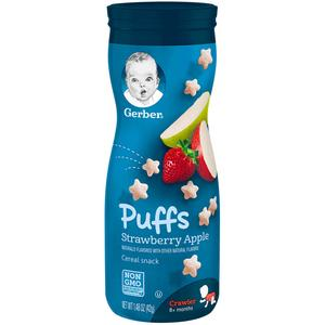 Graduates Puffs Cereal Snack