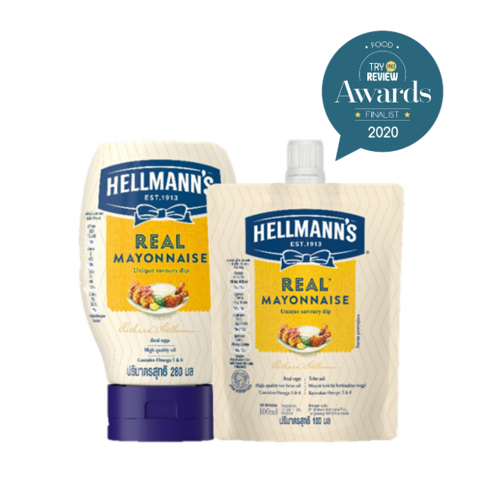 Hellman's Real Mayonnaise