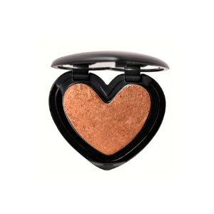Heart Shape Highlighter Palette Face Contour Illuminator Shimmer Bronzer