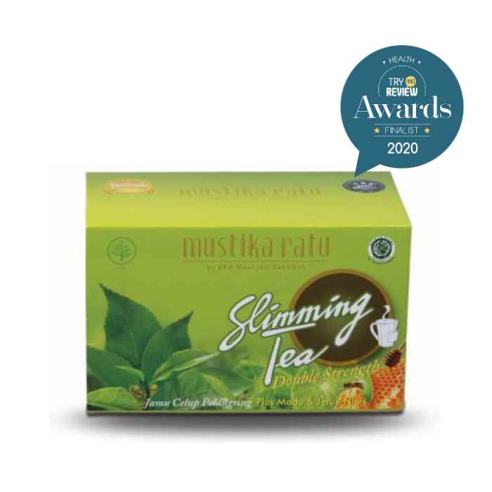 Slimming Tea Madu & Jeruk Nipis
