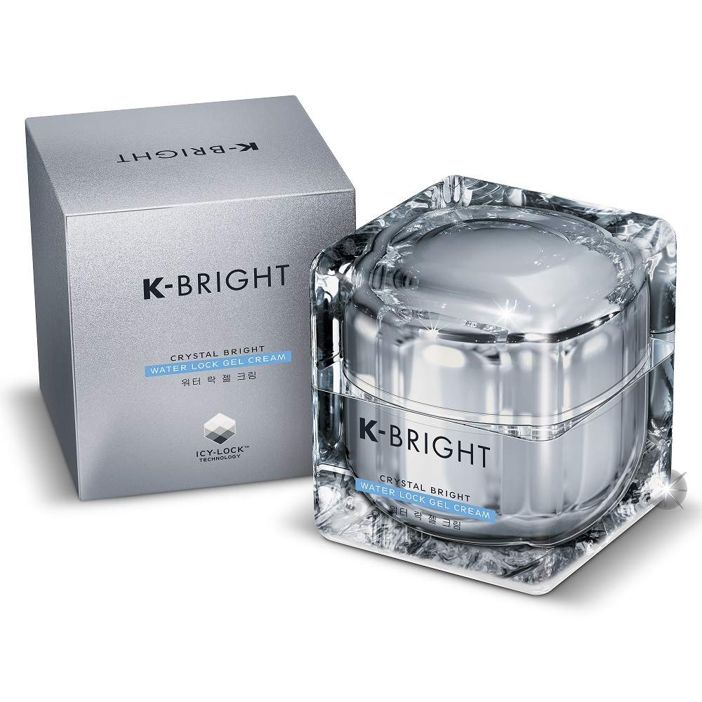 Crystal Bright Water Lock Gel Cream