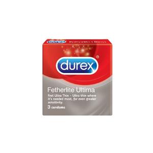 Bao cao su Durex Fetherlite
