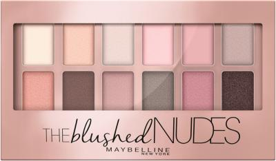 The Blushed Nudes Palette PH