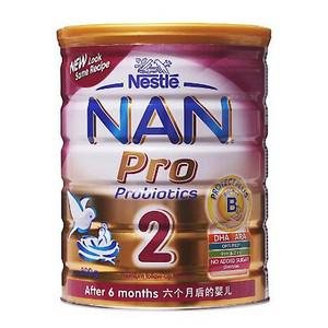 NAN Pro 2 Probiotics Premium Follow-up Formula