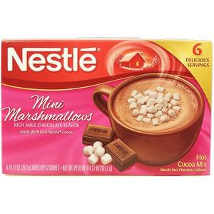 Rich Hot Milk Chocolate Flavor with Mini Marshmallows
