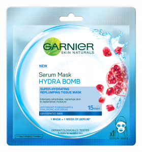 Garnier Serum Mask Pomegranate