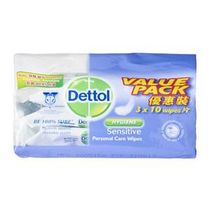 Sensitive Personal Care Wipes