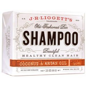Bar Shampoo Coconut & Argan Oil