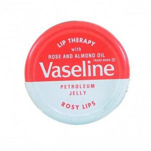 Vaseline Lip Therapy Petroleum Jelly Rosy Lips Pink
