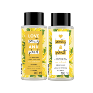 COCONUT OIL & YLANG YLANG SHAMPOO AND CONDITIONER
