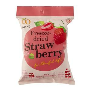 Freeze-Dried Strawberry