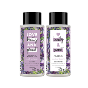 Argan Oil & Lavender shampoo and conditioner