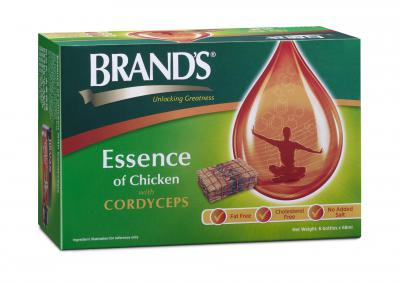 Essence of Chicken with Cordyceps