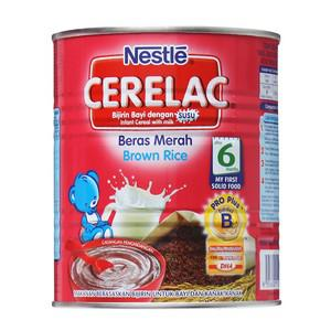 Cerelac Brown Rice Infant Cereal with Milk