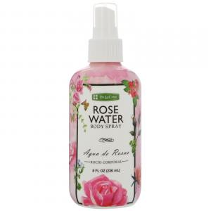 De La Cruz Rose Water Body Sray