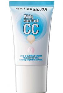 WHITE SUPERFRESH CC CREAM