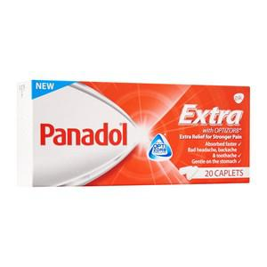 Panadol Extra With Optizors