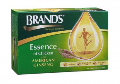 Essence of Chicken with America Ginseng