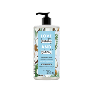 Coconut Water & Mimosa flower body lotion