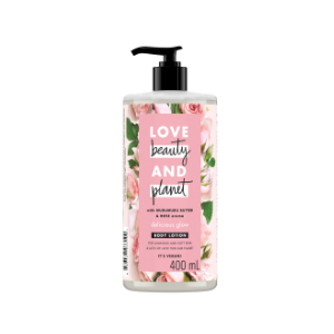 Murumuru Butter & Rose Body Lotion