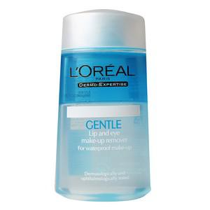 Gentle Lip and Eye Make-Up Remover