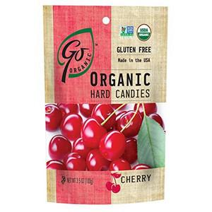 Organic Hard Candies Cherry