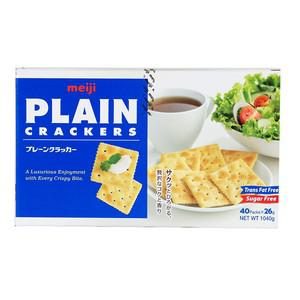 Plain Crackers