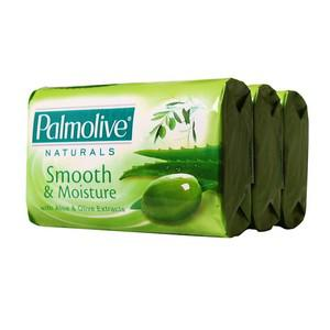 Naturals Smooth and Moisture Bar Soap