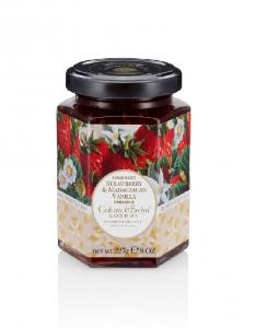 Handmade Strawberry & Madagascan Vanilla Preserve