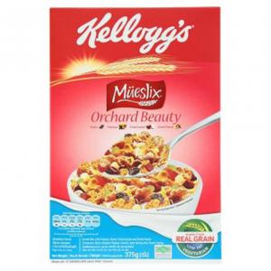 KELLOGG'S MUESLIX ORCHARD BEAUTY
