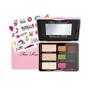 Totally Cute Sticker Eye Shadow Collection