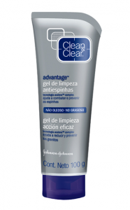 CLEAN & CLEAR® Advantage Gel de Limpeza Antiacne