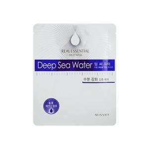Real Essential Sheet Mask (Deep Sea Water)
