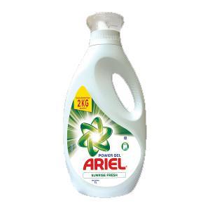 Ariel power gel sunrise fresh liquid laundry detergent by