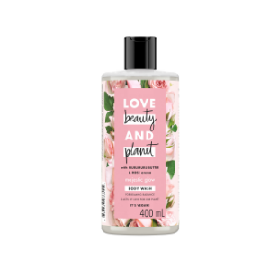 Murumuru Butter and Rose Body Wash