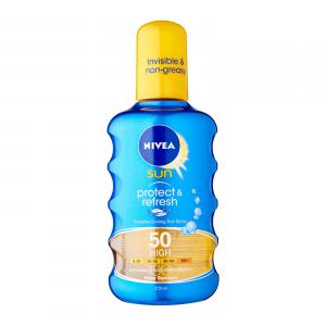 Sun Protect & Refresh Invisible Spray SPF 50