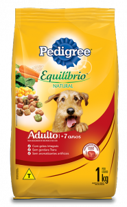 PEDIGREE® Equilíbrio Natural Adulto 7+