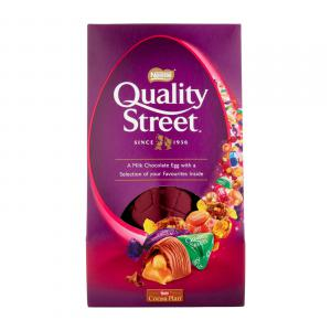 Quality Street Milk Chocolate Eggs