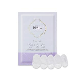 Salon De Nail Sheet Pack