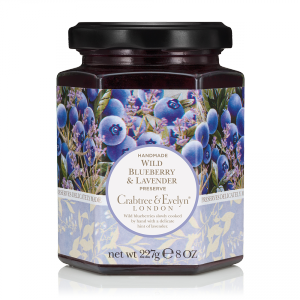 Wild Blueberry and Lavender Preserve