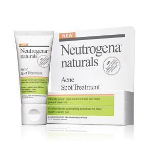 Neutrogena Naturals Acne Spot Treatment By Neutrogena Review Face Tryandreview Com